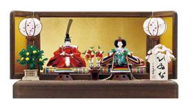 雛人形 親王飾りセット