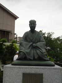 松尾芭蕉 史跡展望庭園
