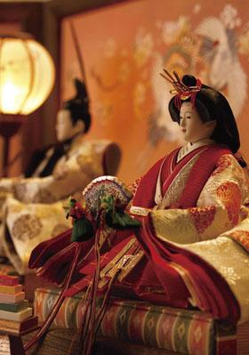 人形のまち岩槻 小木人形 ひな人形