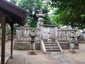 歴史と人形のまち岩槻 龍門寺