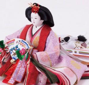 人形のまち岩槻 小木人形 雛人形 人気のお顔