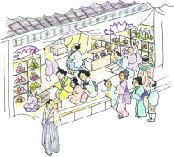 人形のまち岩槻 小木人形 雛人形・ひな祭りの歴史と由来