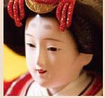 人形のまち岩槻 小木人形 雛人形の人気のお顔