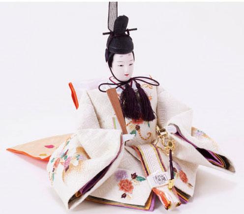 人形のまち岩槻 小木人形 人気のひな人形 親王飾り