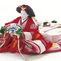 人形のまち岩槻 小木人形 雛人形 ミニ親王飾り