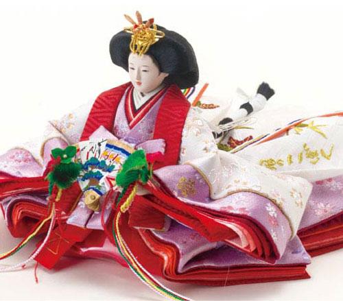 人形のまち岩槻 小木人形 ひな人形 収納飾り