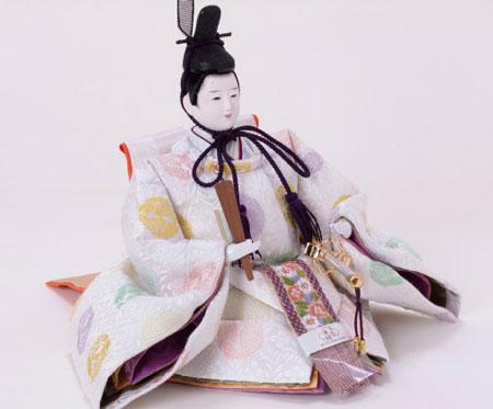 人形のまち 岩槻 小木人形  雛人形 親王飾り