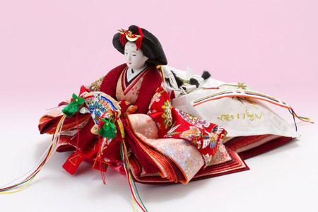 人形のまち岩槻 小木人形 雛人形 人気の三段飾り