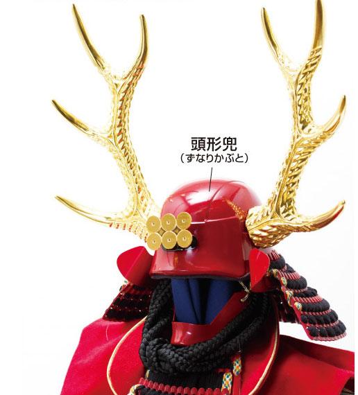 高野山蓮華定院蔵(伝)幸村所用模写鎧兜高野槙高床台飾り