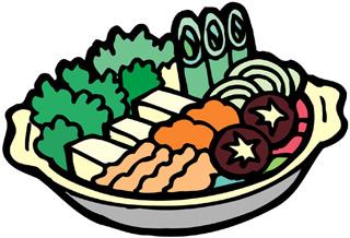 冬の食べ物 鍋料理