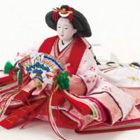人形のまち岩槻 小木人形 雛人形 焼桐収納飾り