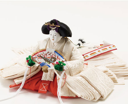 人形のまち岩槻 小木人形 雛人形