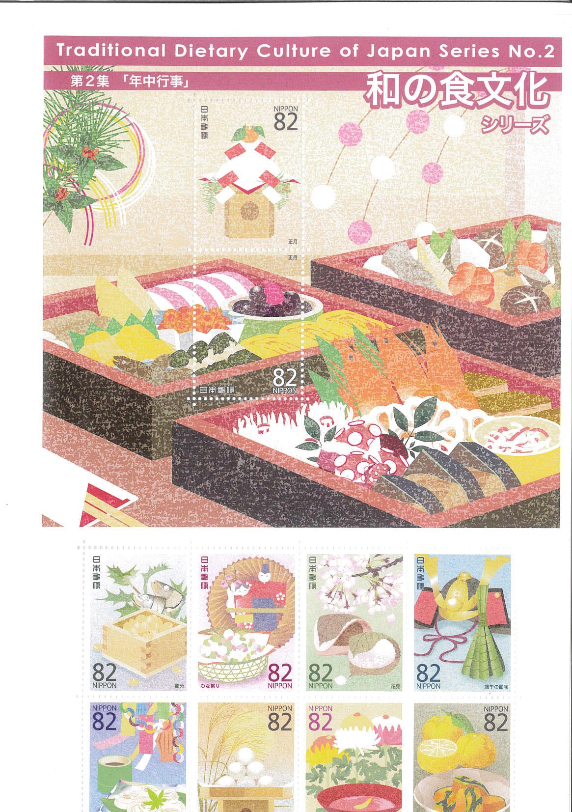 日本の行事の料理