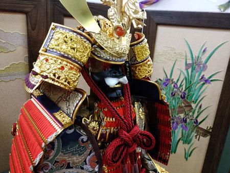 人形のまち岩槻 小木人形 五月人形 高床焼桐鎧飾り