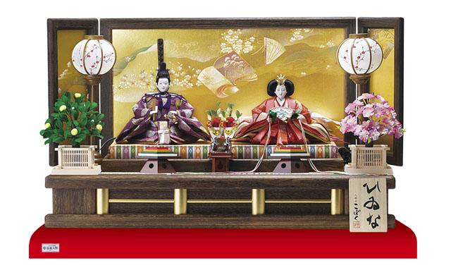 雛人形 親王飾りNo1014C