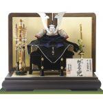 国宝・紺糸威大鎧 広島 厳島神社所蔵 平安時代末期 模写平台兜飾りセット